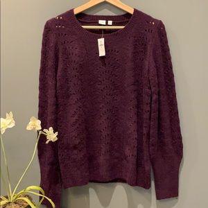 NWT Gap sweater.